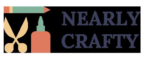 Nearly Crafty Logo