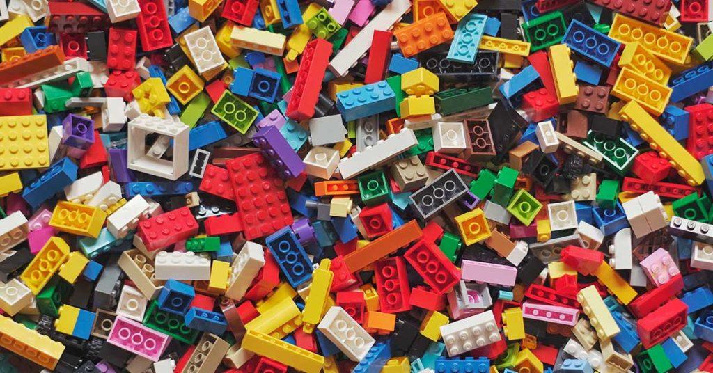 diy lego cufflinks